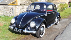 VW Beetle 1957 rhd Unrestored For Sale