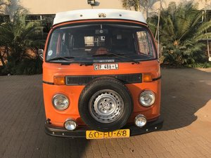 Genuine VW Westfalia Camper For Sale