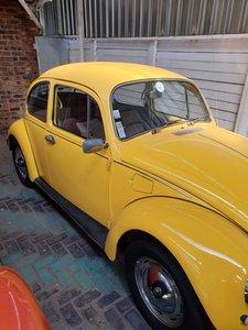 1977 VW Beetle 1300cc For Sale