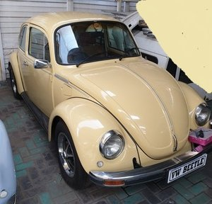 1977 VW Beetle 1600S For Sale