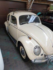 1958 VW Beetle 1200cc For Sale