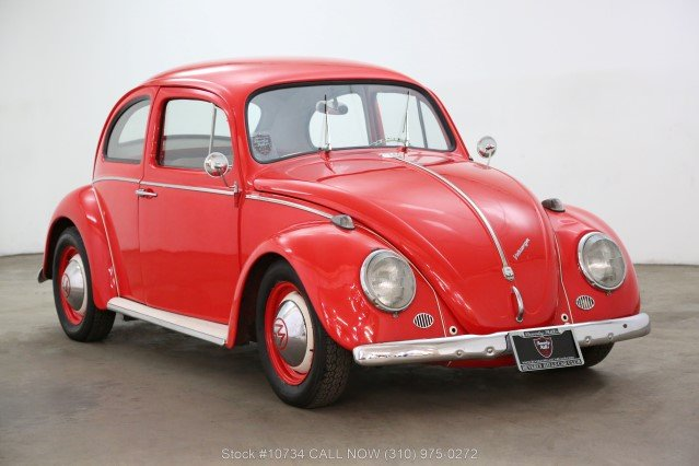 1966 Volkswagen Beetle For Sale (picture 1 of 6)