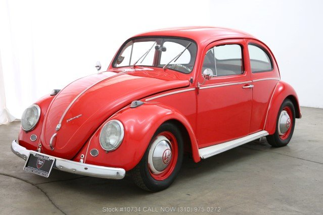 1966 Volkswagen Beetle For Sale (picture 3 of 6)
