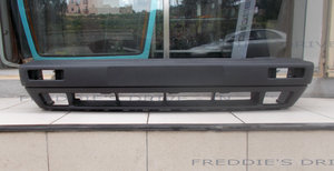 1984 Front Bumper with reinforcement and brackets (BIG Version) For Sale