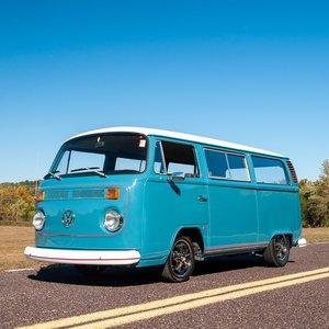 1979 Volkswagen Bus Custom Low Cruiser Porsche VDO gauges For Sale