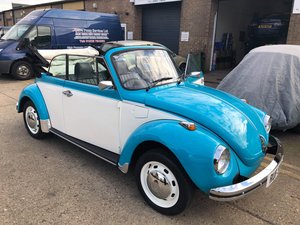 1973 Volkswagen Beetle convertible For Sale