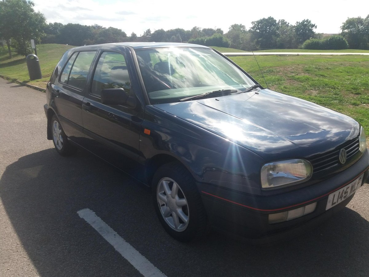 1994 Golf diver 1.8 For Sale (picture 1 of 6)