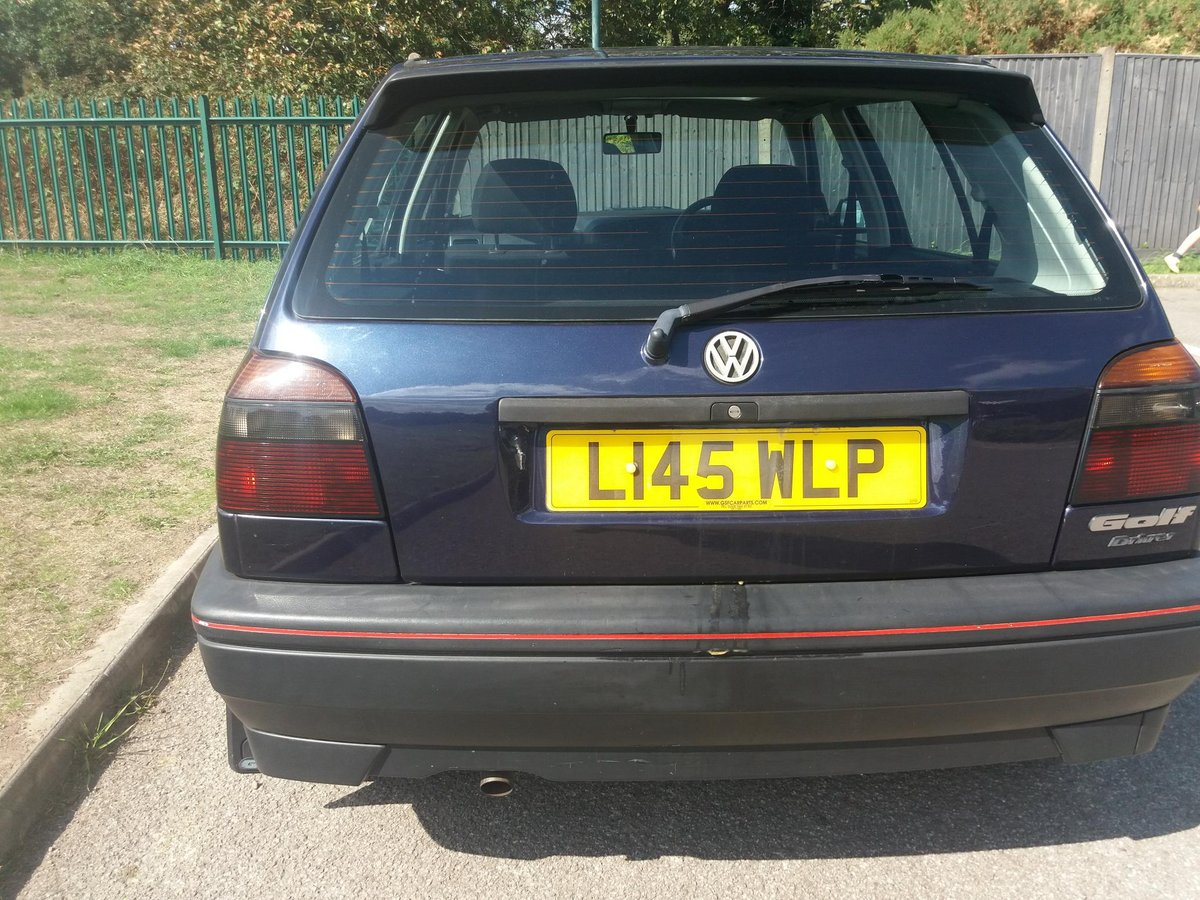 1994 Golf diver 1.8 For Sale (picture 2 of 6)