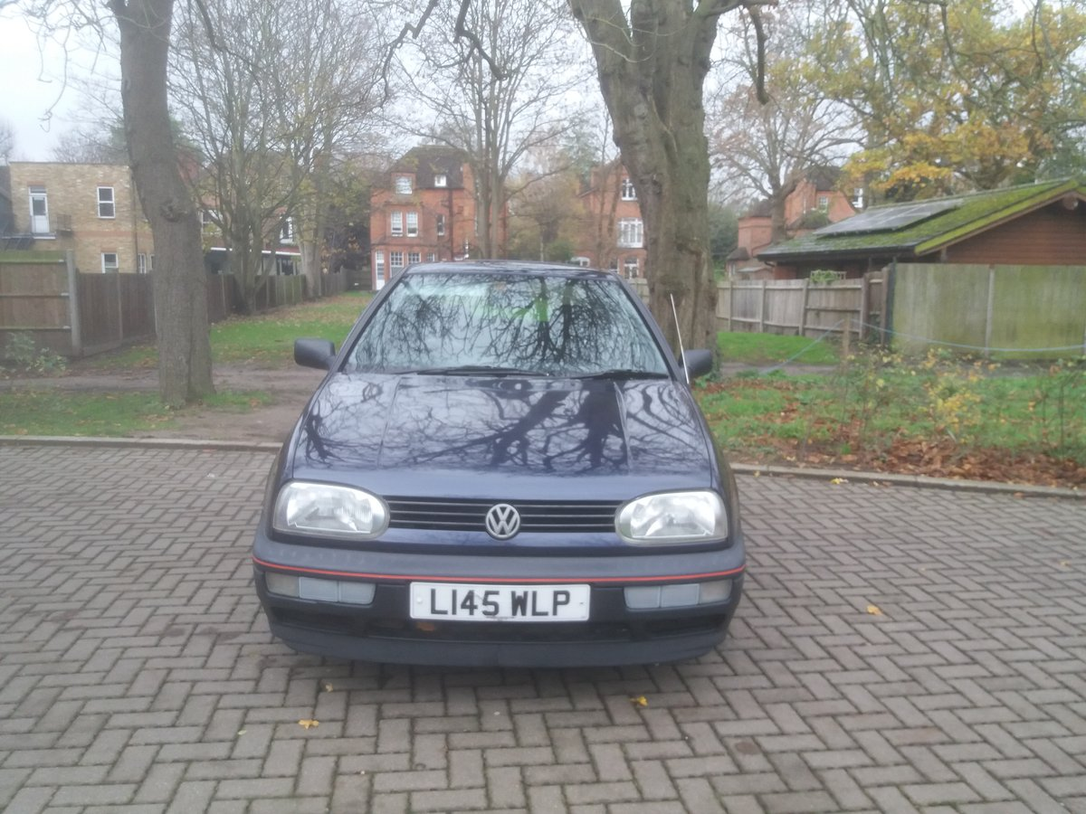 1994 Golf diver 1.8 For Sale (picture 5 of 6)