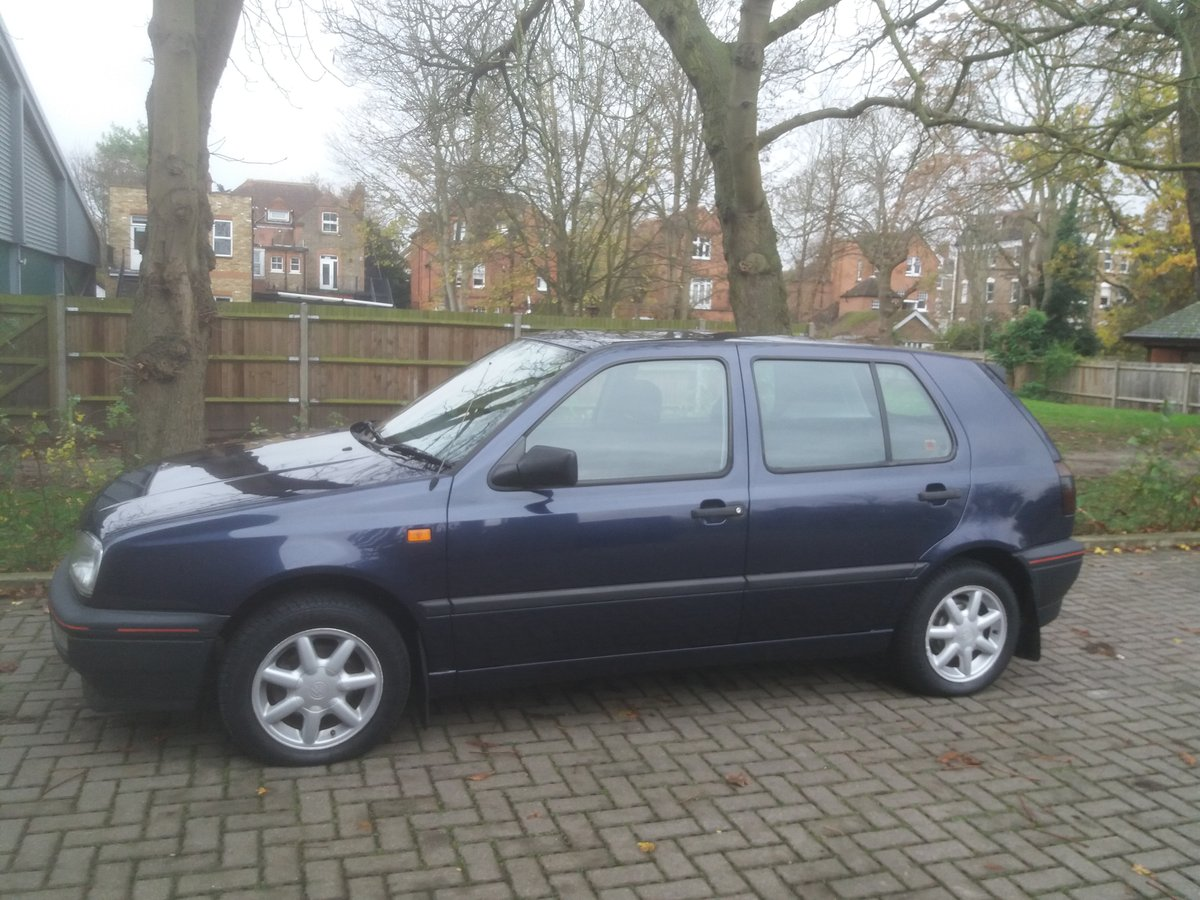1994 Golf diver 1.8 For Sale (picture 6 of 6)