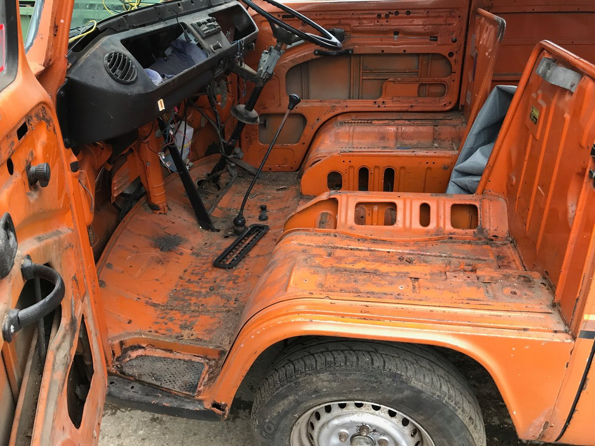 1975 Right hand drive Australian imported rolling shell  For Sale (picture 6 of 6)