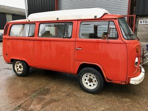 1973 right hand drive RHD Australian import Dormobile