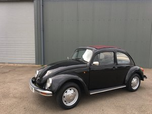 1996 VW Classic Beetle 1600i Transforma RHD (Mexico) For Sale