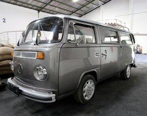 1974 Volkswagen Bay Window T2 - RHD - Silver Custom For Sale