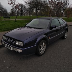 1995 VOLKESWAGEN CORRADO VR6 STORM For Sale