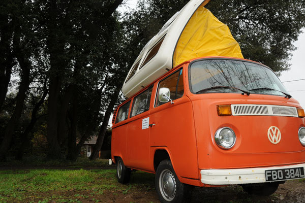 1973 Right hand drive RHD Australian import Dormobile  For Sale (picture 1 of 6)