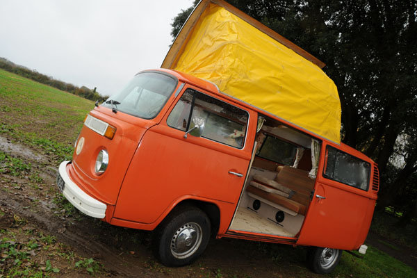 1973 Right hand drive RHD Australian import Dormobile  For Sale (picture 2 of 6)
