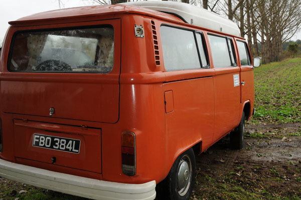 1973 Right hand drive RHD Australian import Dormobile  For Sale (picture 4 of 6)