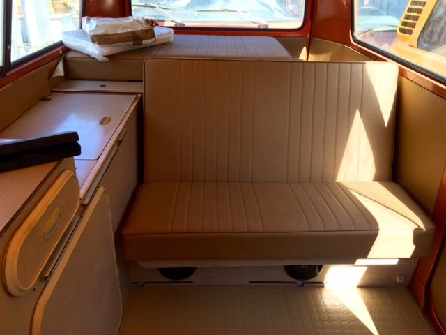 1973 Right hand drive RHD Australian import Dormobile  For Sale (picture 3 of 6)