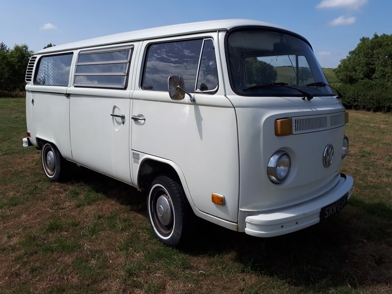 1973 US Import Westfalia Campmobile. SOLD (picture 1 of 6)