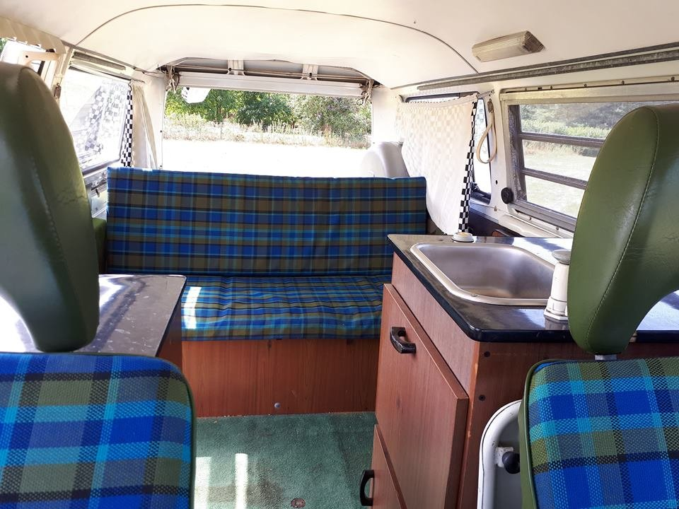 1973 US Import Westfalia Campmobile. SOLD (picture 6 of 6)
