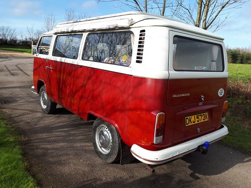 1972 VW Bay Window Camper with Pop Top. SOLD (picture 4 of 6)