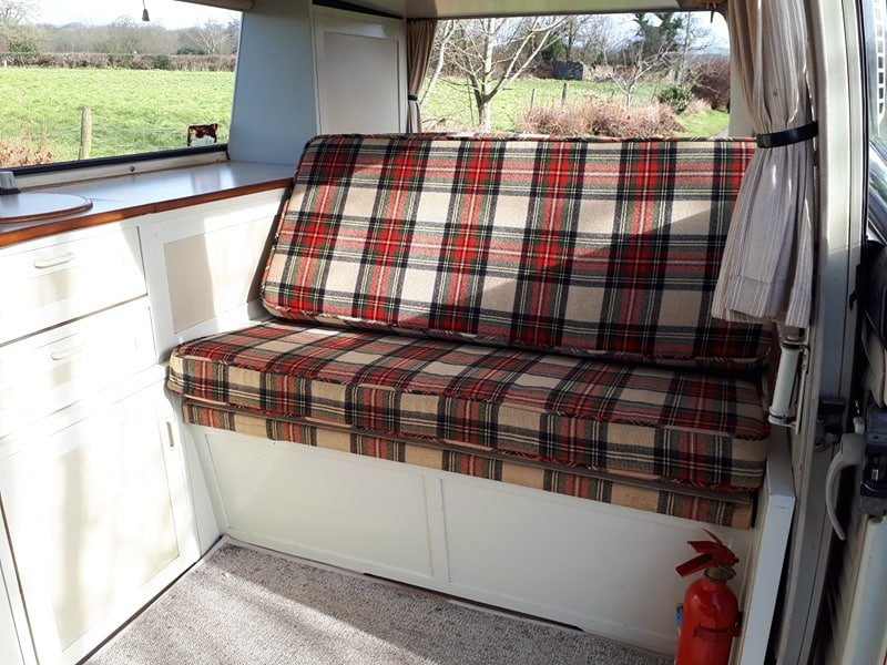 1972 VW Bay Window Camper with Pop Top. SOLD (picture 6 of 6)
