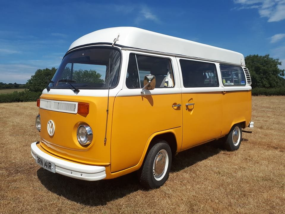 *SOLD* 1976 VW Camper with Viking Roof For Sale (picture 2 of 6)