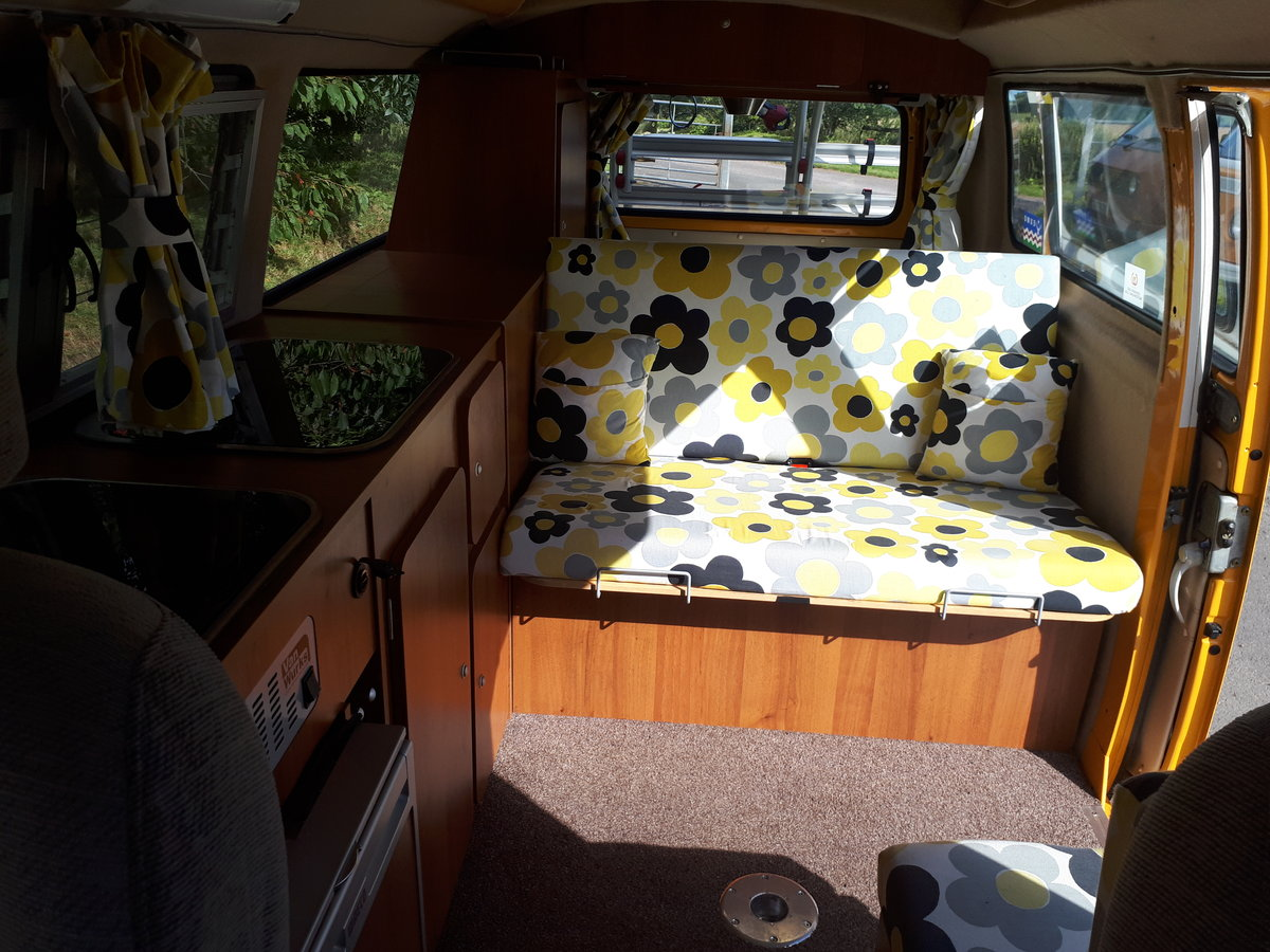 *SOLD* 1976 VW Camper with Viking Roof For Sale (picture 6 of 6)
