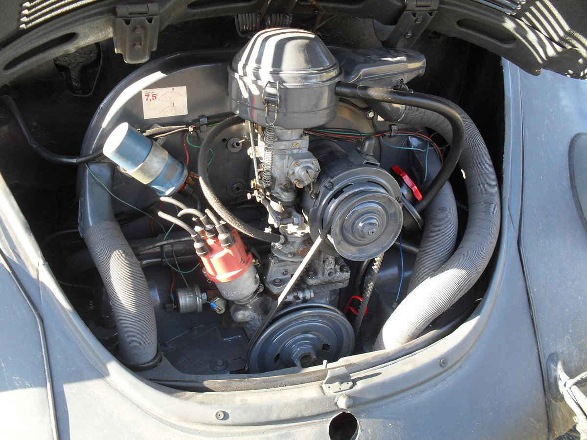 VW Type 182 E 1967 For Sale (picture 5 of 6)
