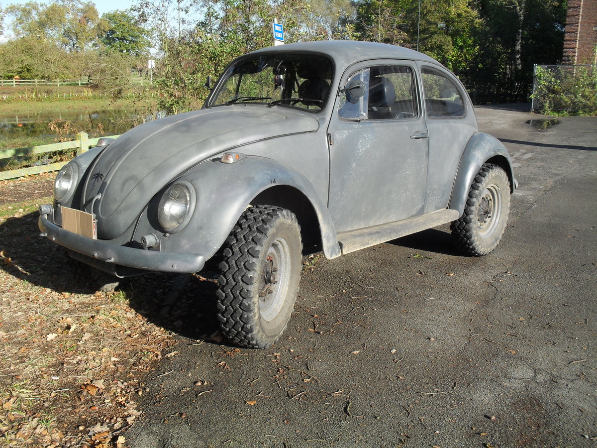 VW Type 182 E 1967 For Sale (picture 1 of 6)