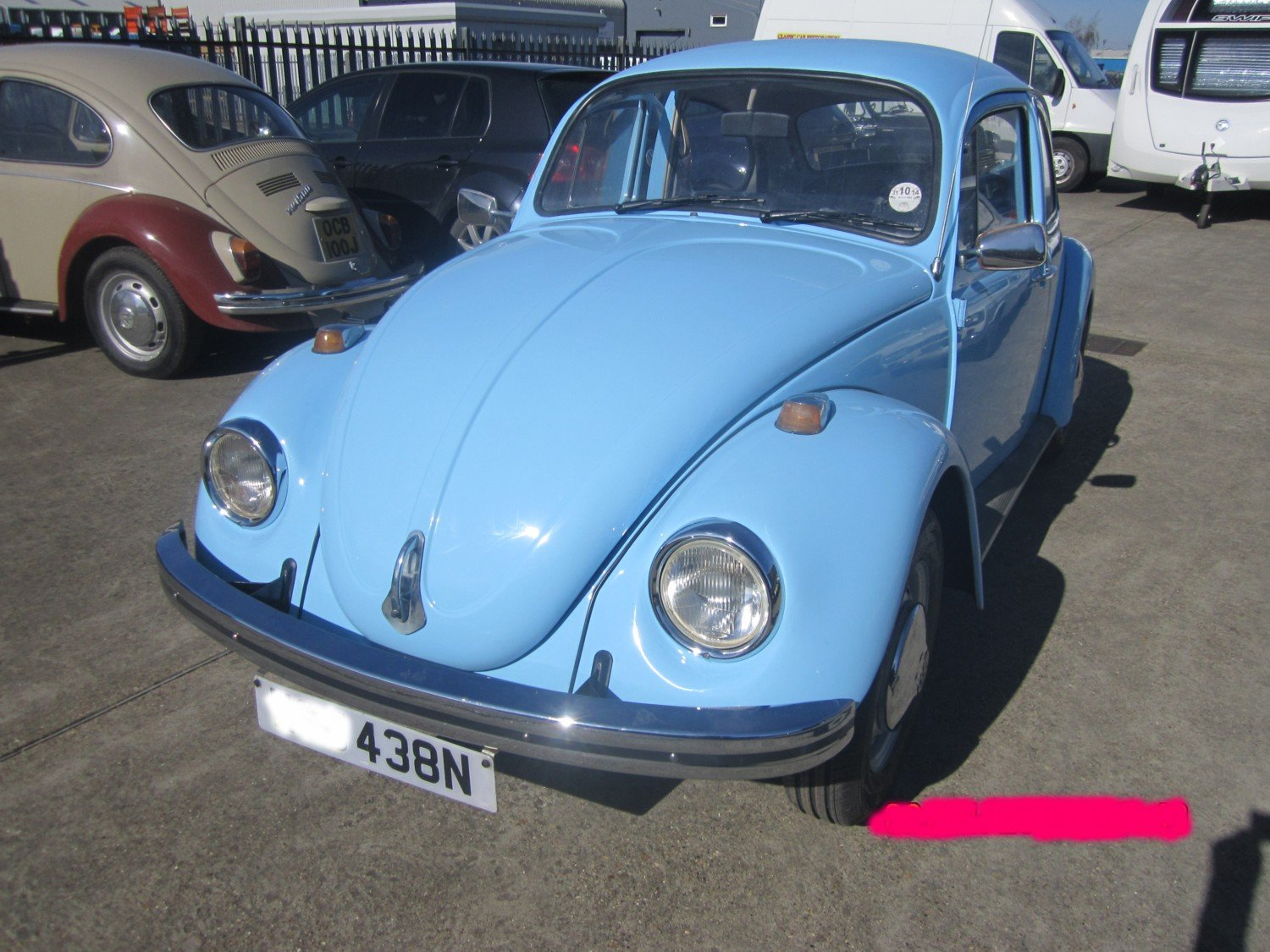 1975 beetle 1300 For Sale (picture 1 of 3)