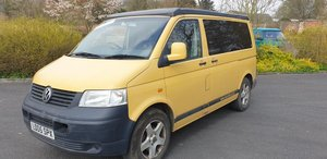 **APRIL AUCTION**2005 Volkswagen T26 SOLD by Auction