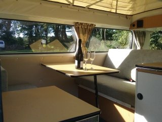1974 VW pop top camper For Sale (picture 4 of 6)