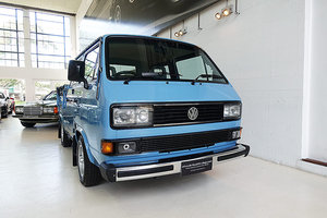 1990 rare Transporter-based pickup, Twin Cab, auto, cool For Sale