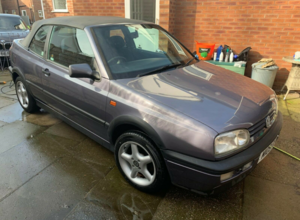 1994 Golf Avant Guard Cabriolet Convertible For Sale