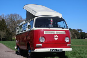 VW Type 2 Westfalia 1972