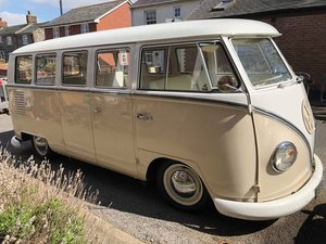 1964 Deluxe Split Screen Bus 13 window LHD For Sale