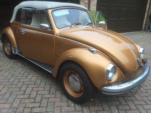 1972 Vw beetle karman convertible  1302ls 1600 For Sale