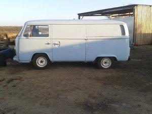 1979 type 2 vw panel van. bay window For Sale