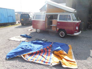 1969 VW WESTFALIA For Sale