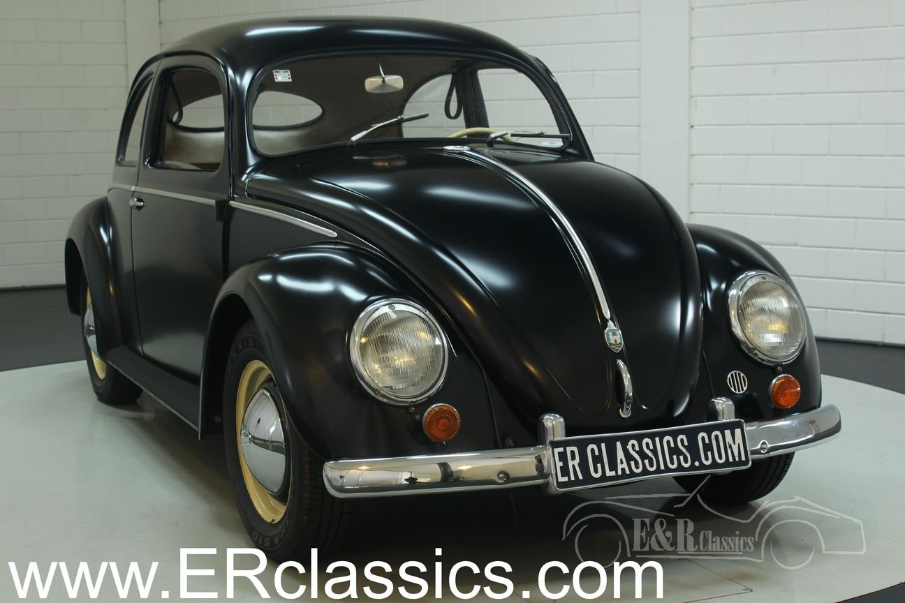 Volkswagen Beetle 1952 Type 1 Split window For Sale (picture 1 of 6)