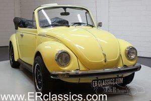 Volkswagen Beetle 1303 Cabriolet 1975