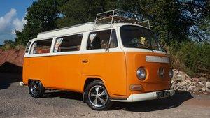 1971 VW T2 Bay Campervan