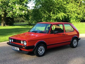 1983 Golf GTI MK1 For Sale