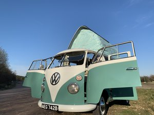 1964 Split Screen right hand drive VW Campervan For Sale