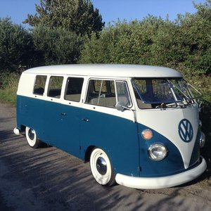 Volkswagen Type 2 Camper T1 (1966) For Sale