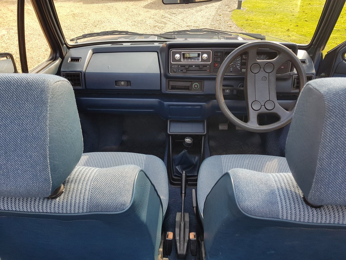 1983 Mk1 Golf Cabrio GL - Excellent Condition For Sale (picture 3 of 6)