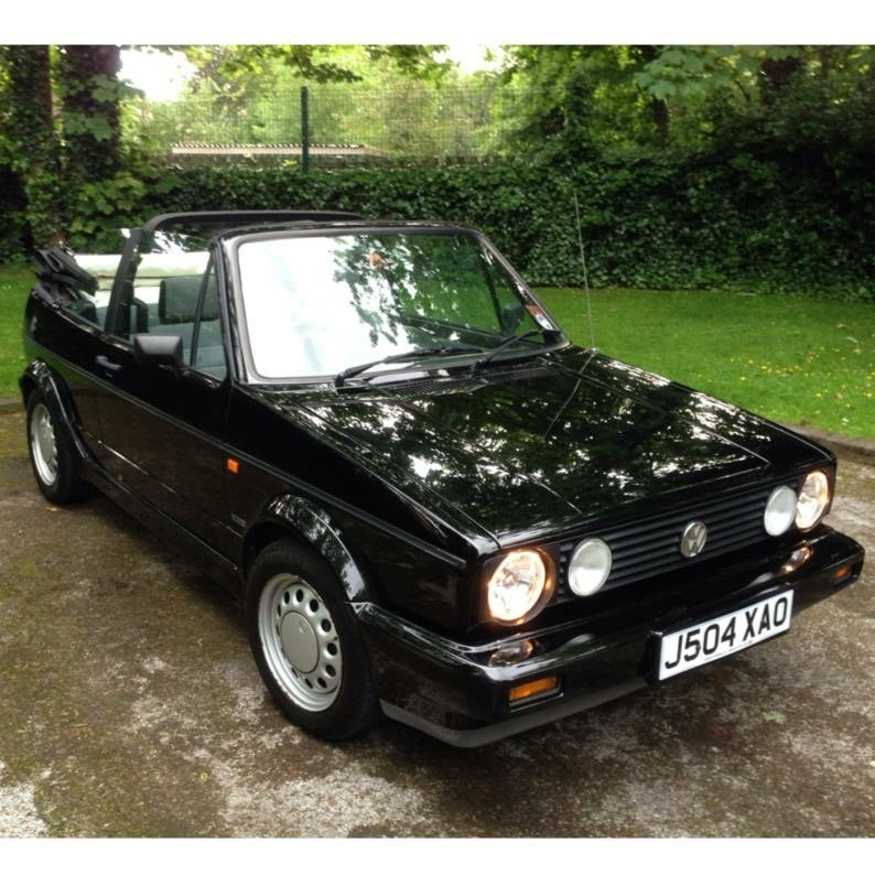 1991 My first and only mk1 golf clipper For Sale (picture 1 of 6)