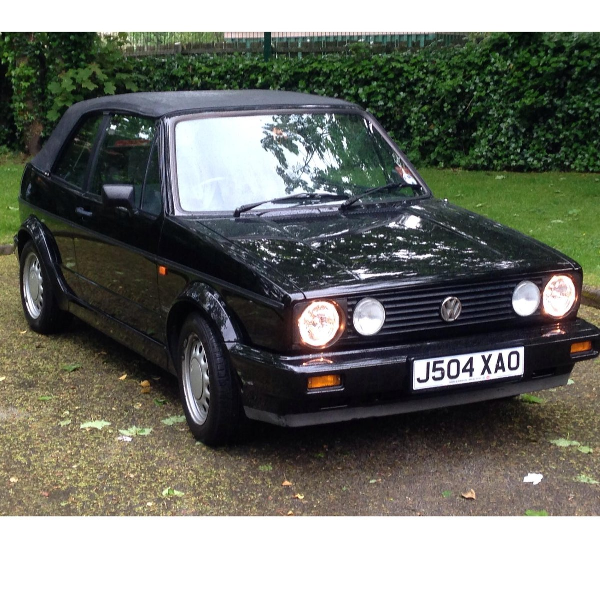 1991 My first and only mk1 golf clipper For Sale (picture 2 of 6)